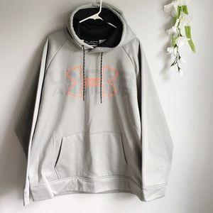 Men's Under Armor Hoodie Sweatshirt Pullover